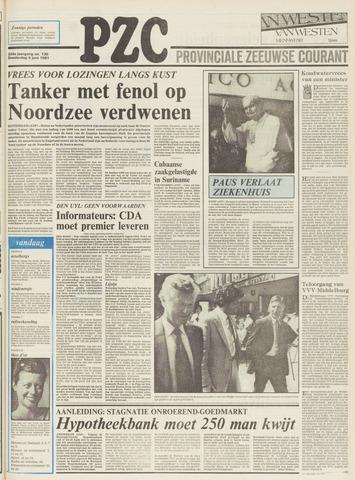 Provinciale Zeeuwse Courant 1981-06-04
