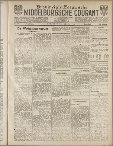 Middelburgsche Courant 1932-04-28