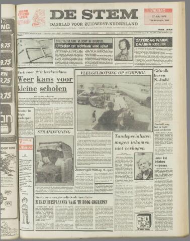 de Stem 1979-07-27