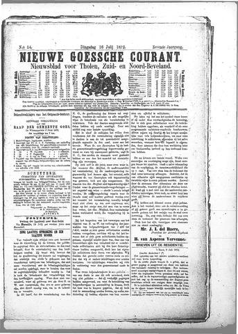 Nieuwe Goessche Courant 1872-07-16