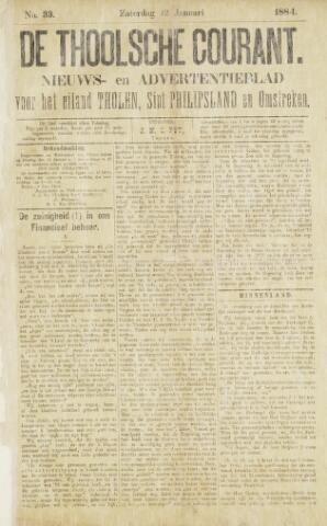Ierseksche en Thoolsche Courant 1884-01-12