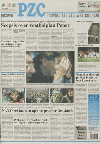 Provinciale Zeeuwse Courant 1999-04-27