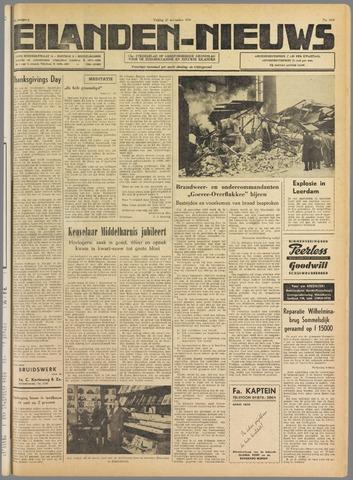 Eilanden-nieuws. Christelijk streekblad op gereformeerde grondslag 1959-11-27