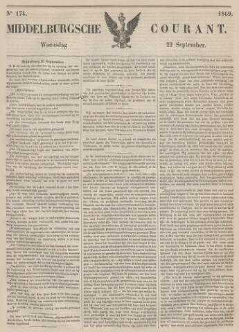 Middelburgsche Courant 1869-09-22