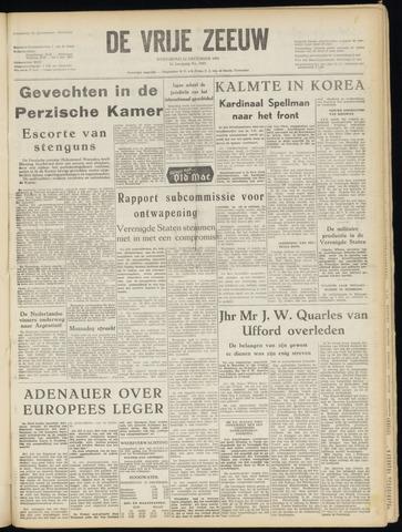 de Vrije Zeeuw 1951-12-12