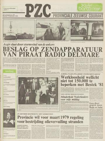 Provinciale Zeeuwse Courant 1978-09-12