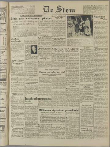 de Stem 1948-02-18