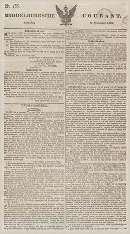 Middelburgsche Courant 1832-11-10
