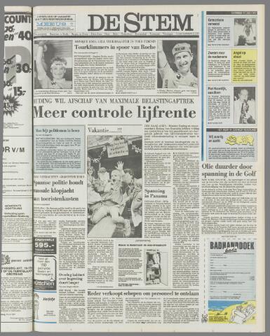 de Stem 1987-07-11
