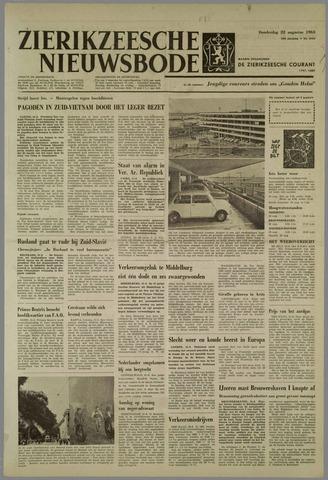 Zierikzeesche Nieuwsbode 1963-08-22
