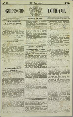 Goessche Courant 1862-06-30