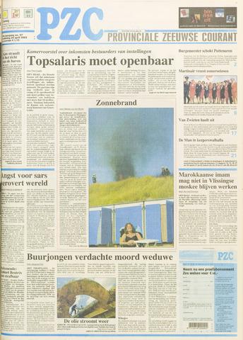 Provinciale Zeeuwse Courant 2003-04-24
