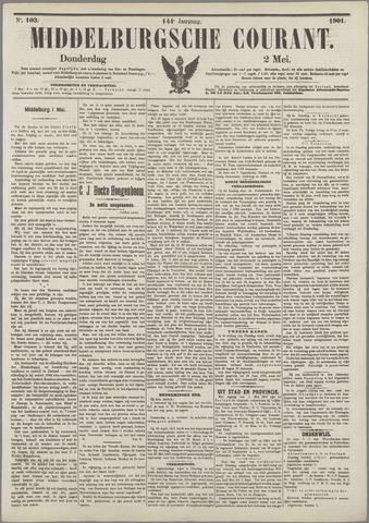 Middelburgsche Courant 1901-05-02
