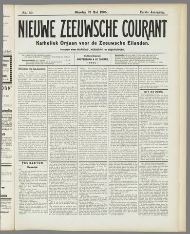 Nieuwe Zeeuwsche Courant 1905-05-23
