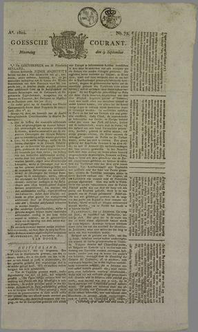Goessche Courant 1822-09-09