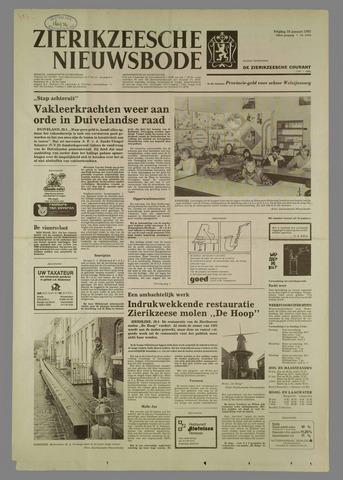 Zierikzeesche Nieuwsbode 1982-01-29
