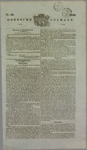 Goessche Courant 1836-07-15
