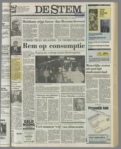 de Stem 1989-01-07