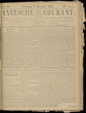 Axelsche Courant 1921-12-07