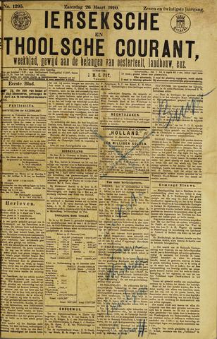 Ierseksche en Thoolsche Courant 1910-03-26