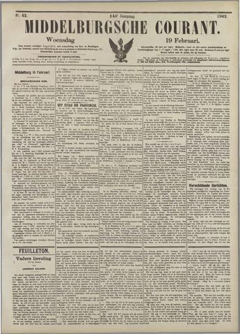 Middelburgsche Courant 1902-02-19