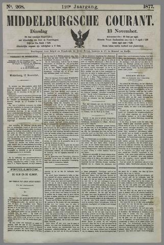 Middelburgsche Courant 1877-11-13