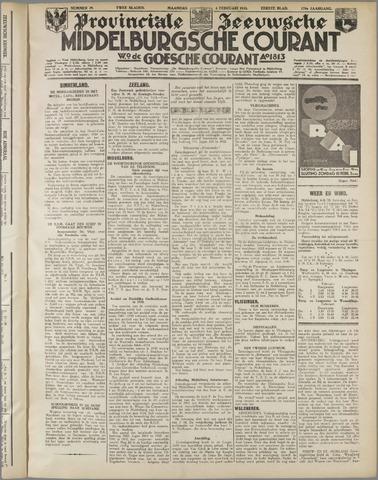Middelburgsche Courant 1935-02-04