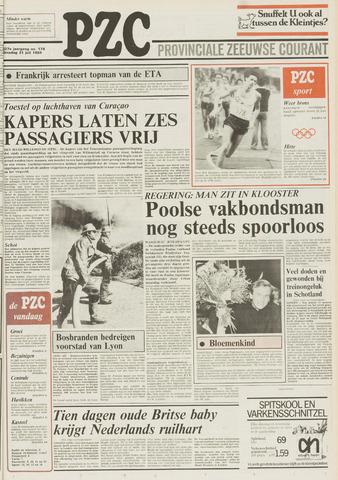 Provinciale Zeeuwse Courant 1984-07-31