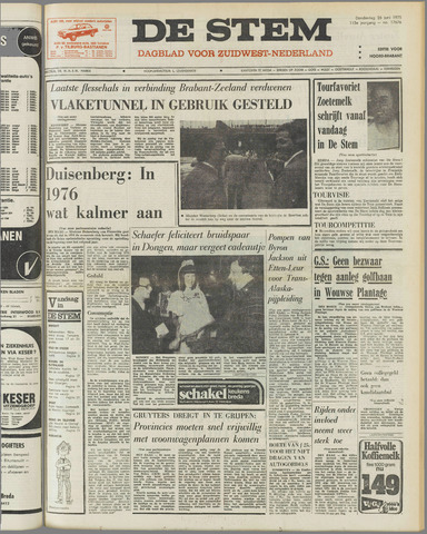 de Stem 1975-06-26