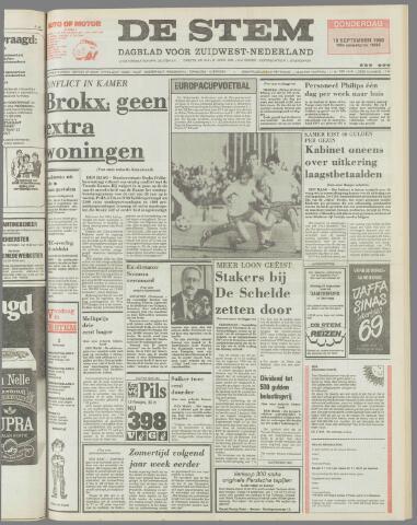 de Stem 1980-09-18