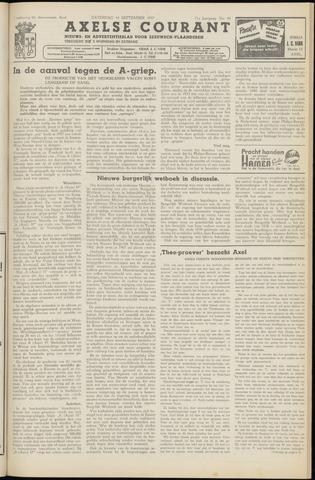 Axelsche Courant 1957-09-14