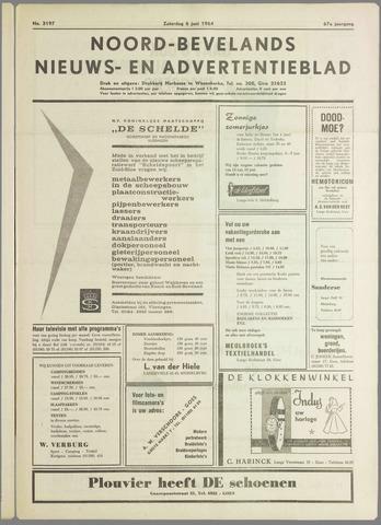 Noord-Bevelands Nieuws- en advertentieblad 1964-06-06