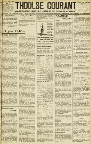 Ierseksche en Thoolsche Courant 1947-12-31