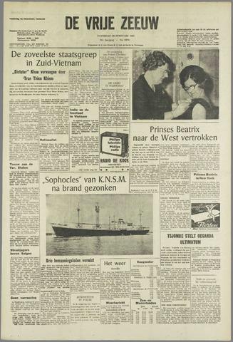 de Vrije Zeeuw 1965-02-20