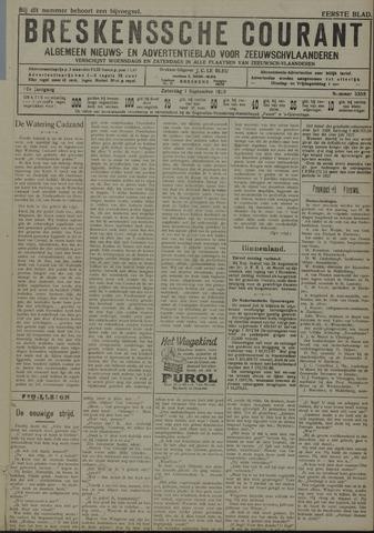 Breskensche Courant 1928-09-01