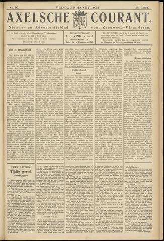 Axelsche Courant 1934-03-09