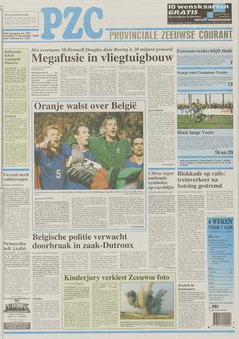 Provinciale Zeeuwse Courant 1996-12-16