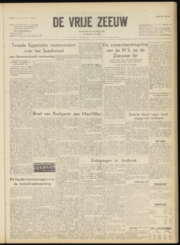 de Vrije Zeeuw 1957-04-25