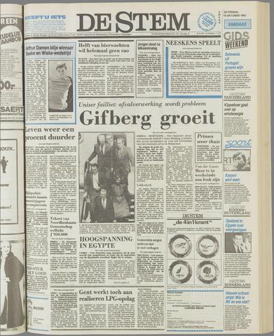de Stem 1981-10-10