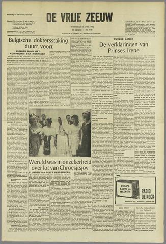 de Vrije Zeeuw 1964-04-15
