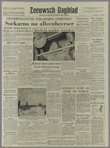 Zeeuwsch Dagblad 1959-07-06
