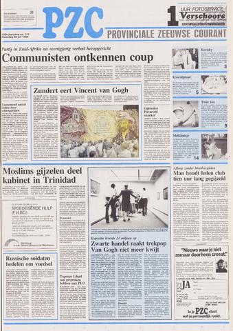 Provinciale Zeeuwse Courant 1990-07-30