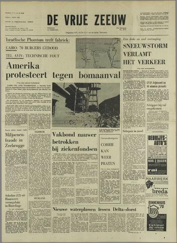 de Vrije Zeeuw 1970-02-13