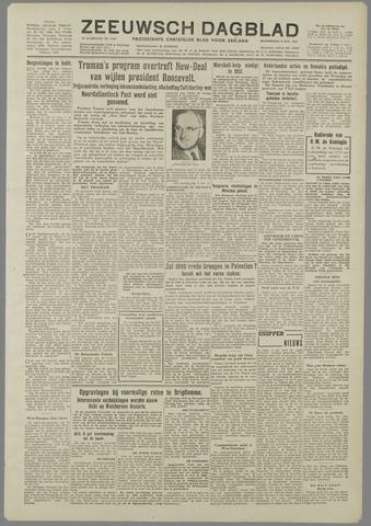 Zeeuwsch Dagblad 1949-01-06