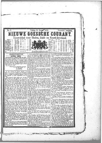 Nieuwe Goessche Courant 1879-01-24