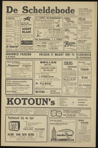 Scheldebode 1961-02-09