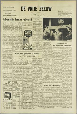 de Vrije Zeeuw 1963-09-21