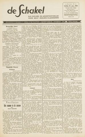 De Schakel 1956-08-24