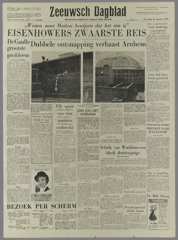 Zeeuwsch Dagblad 1959-08-26