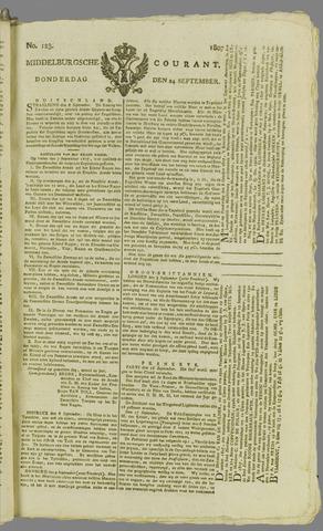 Middelburgsche Courant 1807-09-24